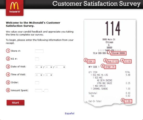 customer satisfaction of mcdonalds Discover the reasons behind mcdonald's shift in customer service strategy  the  customer's view of the experience, what is driving their satisfaction with their.