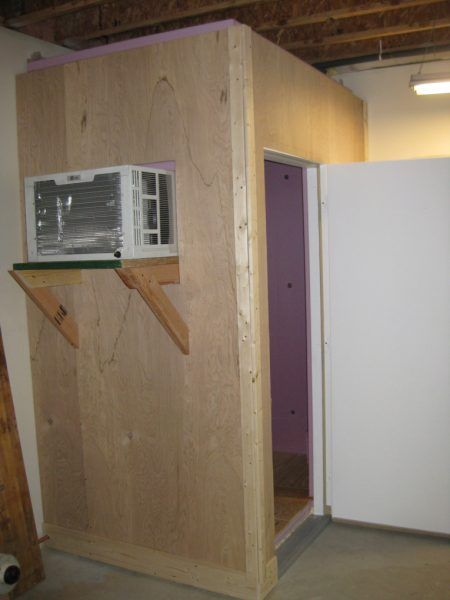 Build Your Own Walk In Cool Room Homesteading The