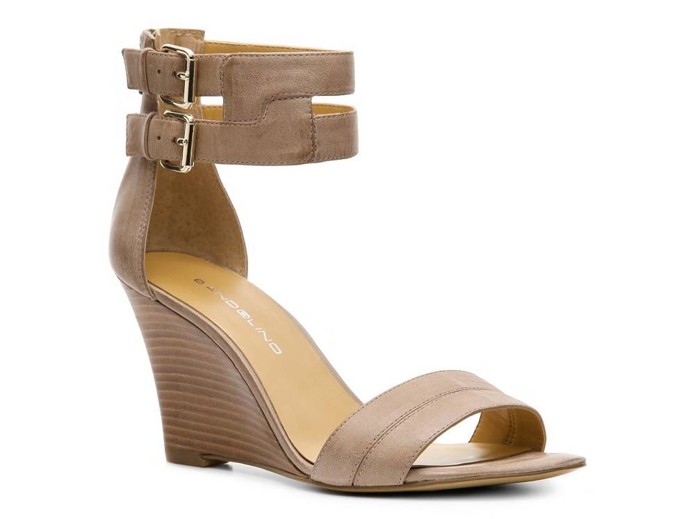 aadc3ab6e08 Bandolino FillUp Wedge Sandal Wide Width Women s Shoes - DSW perfect for  Spring and Summer