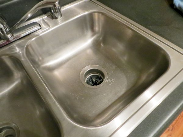 How To Clean Stainless Steel Sinks And Make Them Shine Stainless
