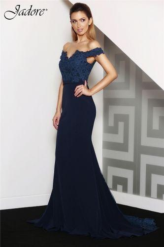 Chelsea Dress 8033 By Jadore Evening Cindys Wedding Closet