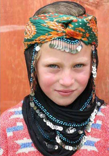 Համշենահայ աղջիկ | Armenian girl from Hamshen