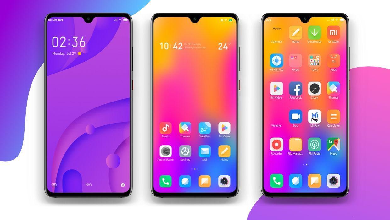 Dav Aiui V10 Miui Theme Download Xiaomi Mi Themes Xiaomi Status Bar Icons Dav