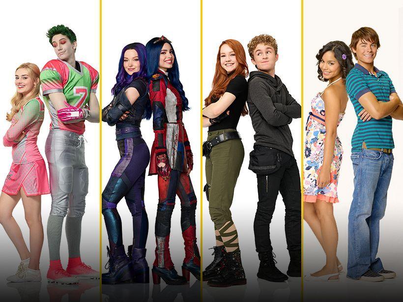 Descendants 3 Archives Disney Channel Descendants3 In 2020