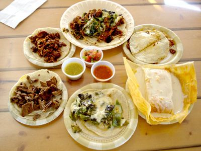 Image result for la super-rica taqueria