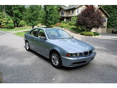 2003 Bmw Colors Purchase Used 2003 Bmw 525i Very Rare 5 Speed
