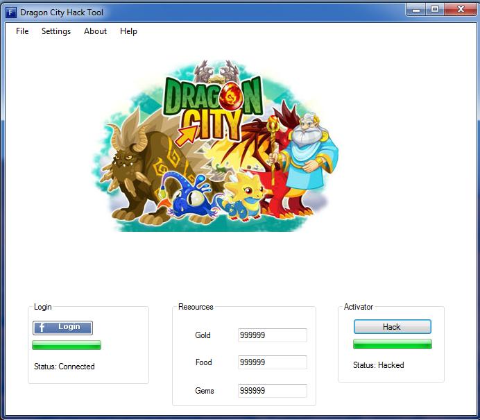 dragon story hack tool 2013 no survey