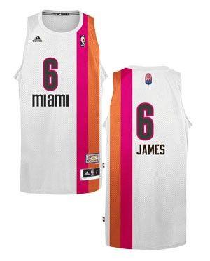 adidas Dwyane Wade Miami Heat 2013 2014 D Wade Swingman