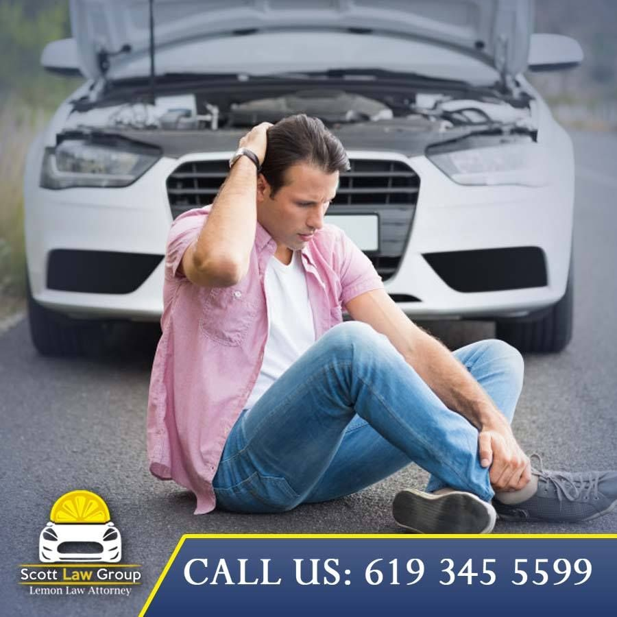 If your vehicle has had at least two repair attempts, you