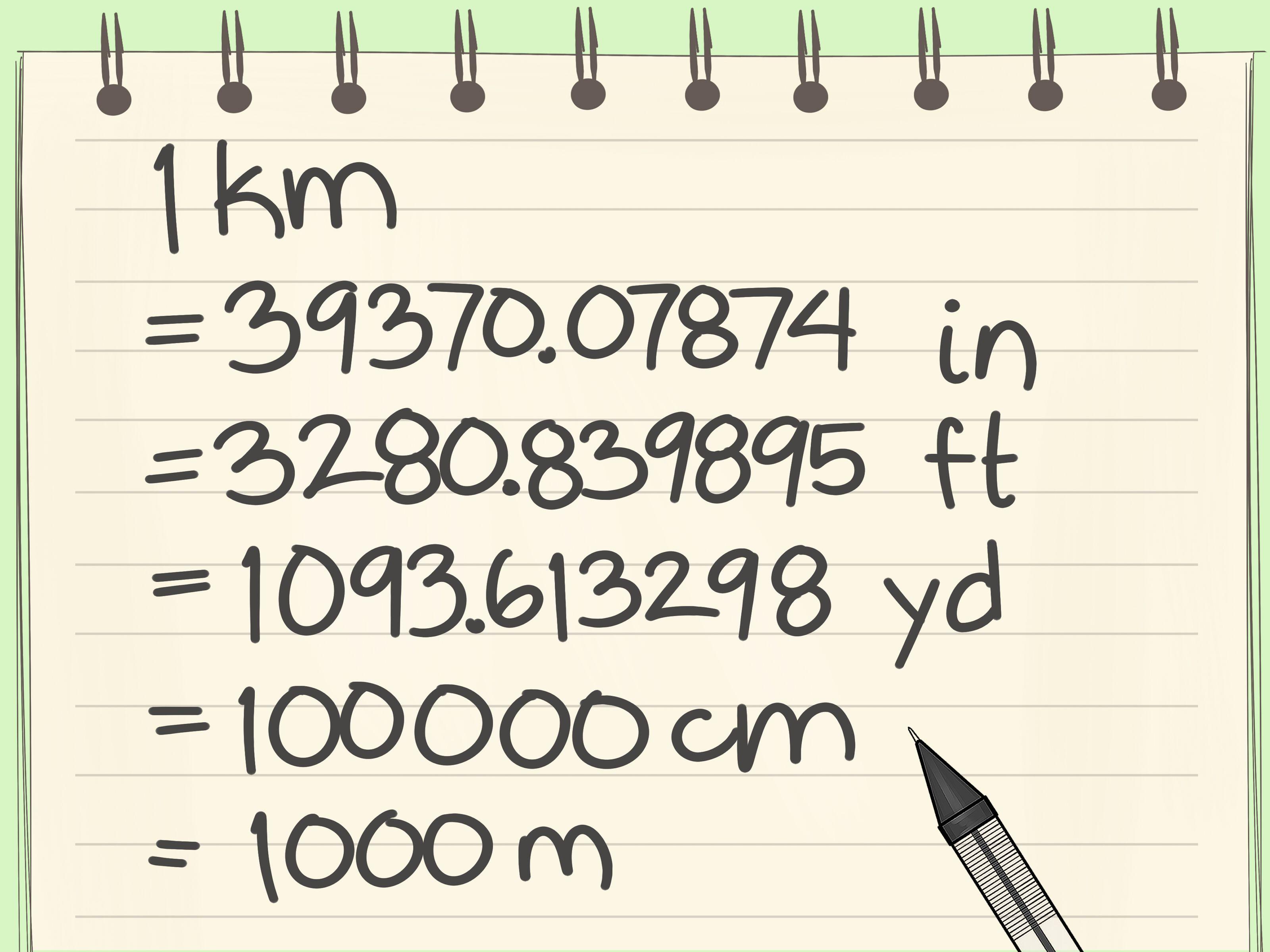 Convert Kilometers To Miles
