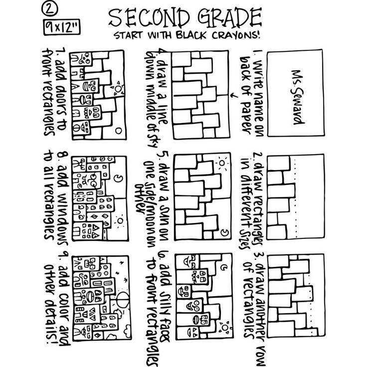 Subplans of the second class | Art lessons elementary, Art sub ...