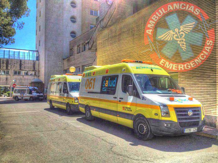DENUNCIAN LAMENTABLE SITUACIÓN LABORAL TRANSPORTE #URGENTE EN #ARAGÓN http://www.ambulanciasyemergencias.co.vu/2015/05/ARAGON.html