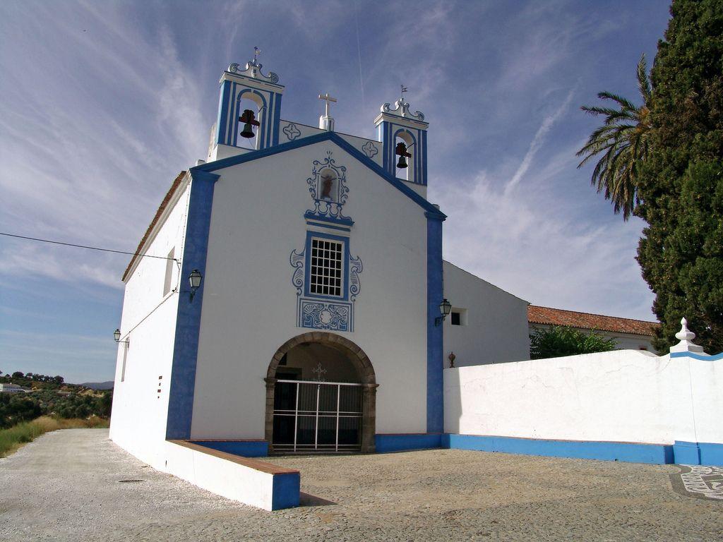 Igreja e Convento de Santo António - Redondo. Portugal