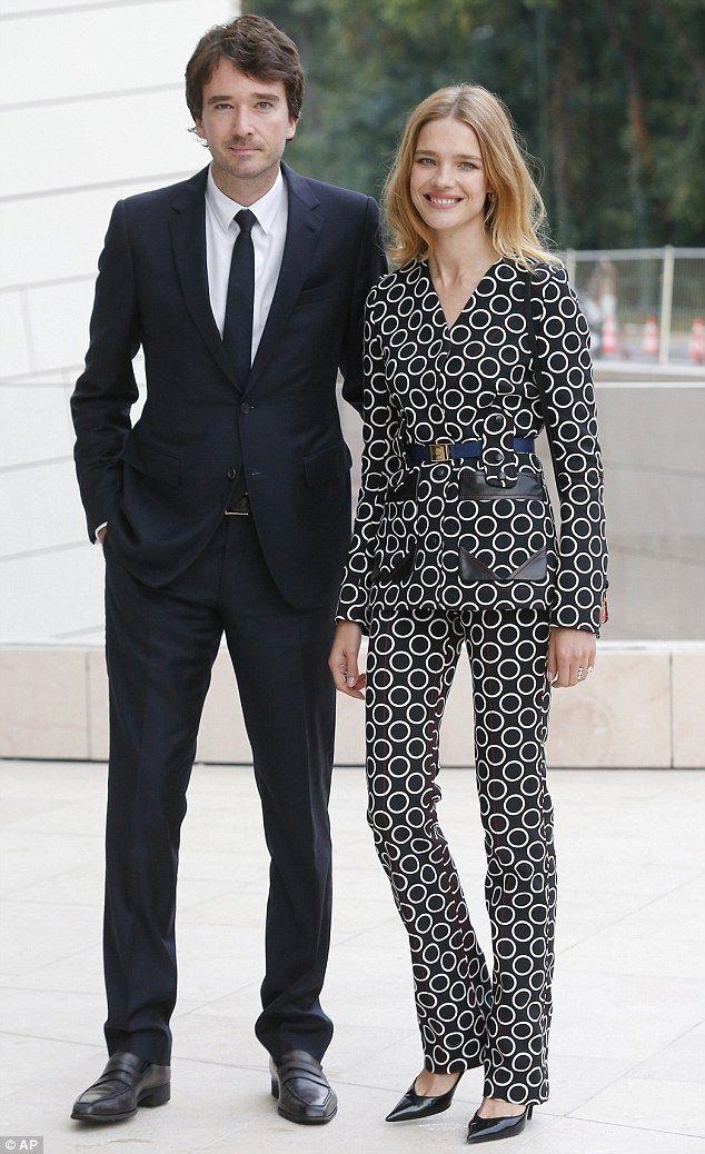 Antoine Arnault Natalia Vodianova ile ilgili görsel sonucu