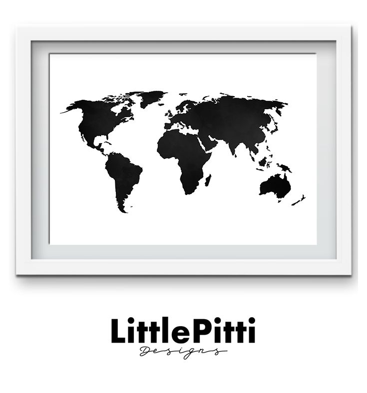 World map print world map poster black and white large world map world map print world map poster black and white large world map black world map world map printable world map silhouette black map international gumiabroncs Images