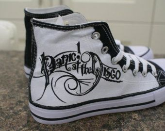 ConverseShoes  AHHHHHHHHHHHHHHHHHHHHHHHHHHHHHHHHHHHHHHHHHHHHHHHHHHHHHHHHHHHHHHHHH!! I want  these in a way - The wolf that kills Panic! At The Disco Converse 627c099a4