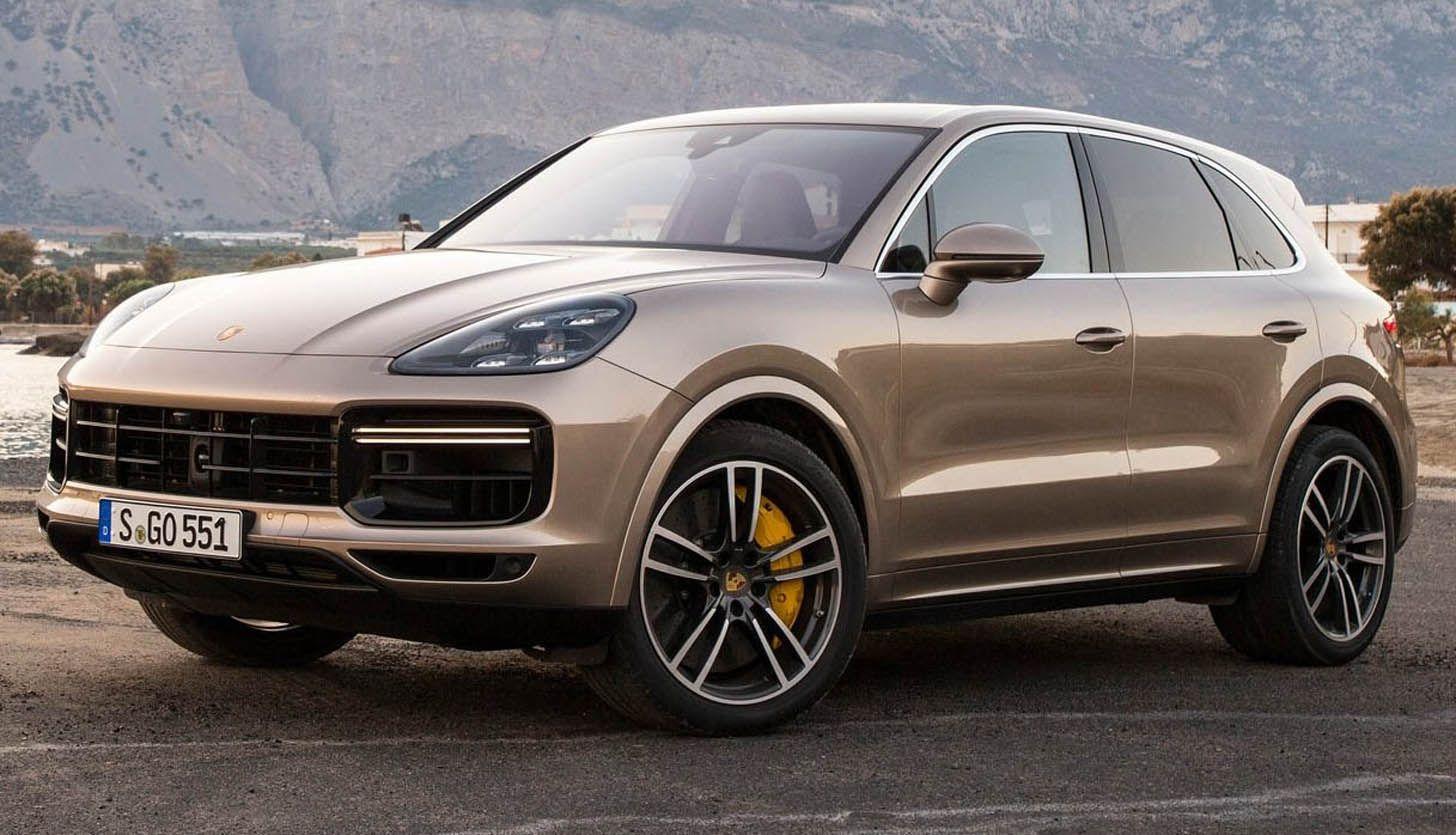 بورش كايان توربو الجديدة روعة في عالم سيارات الدفع الرباعي الرياضية الفاخرة موقع ويلز Porsche Porsche Cayenne Cayenne Turbo