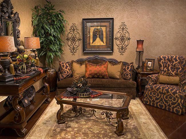 tuscan style bedroom decorating ideas #Tuscanstyle   Tuscan ...