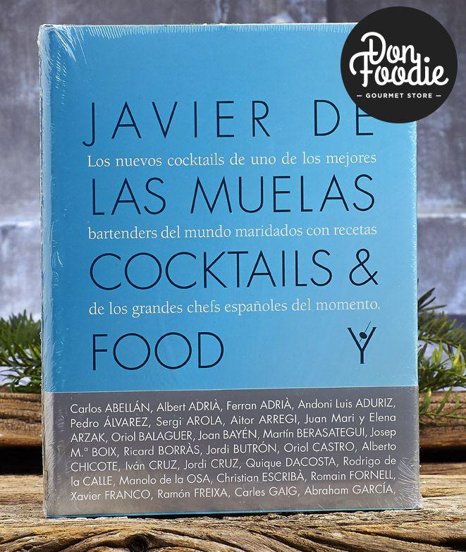 Cocktails. Javier de las Muelas #productos #calidad #libros #book ...