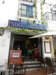 Image result for patio mariscal marbella