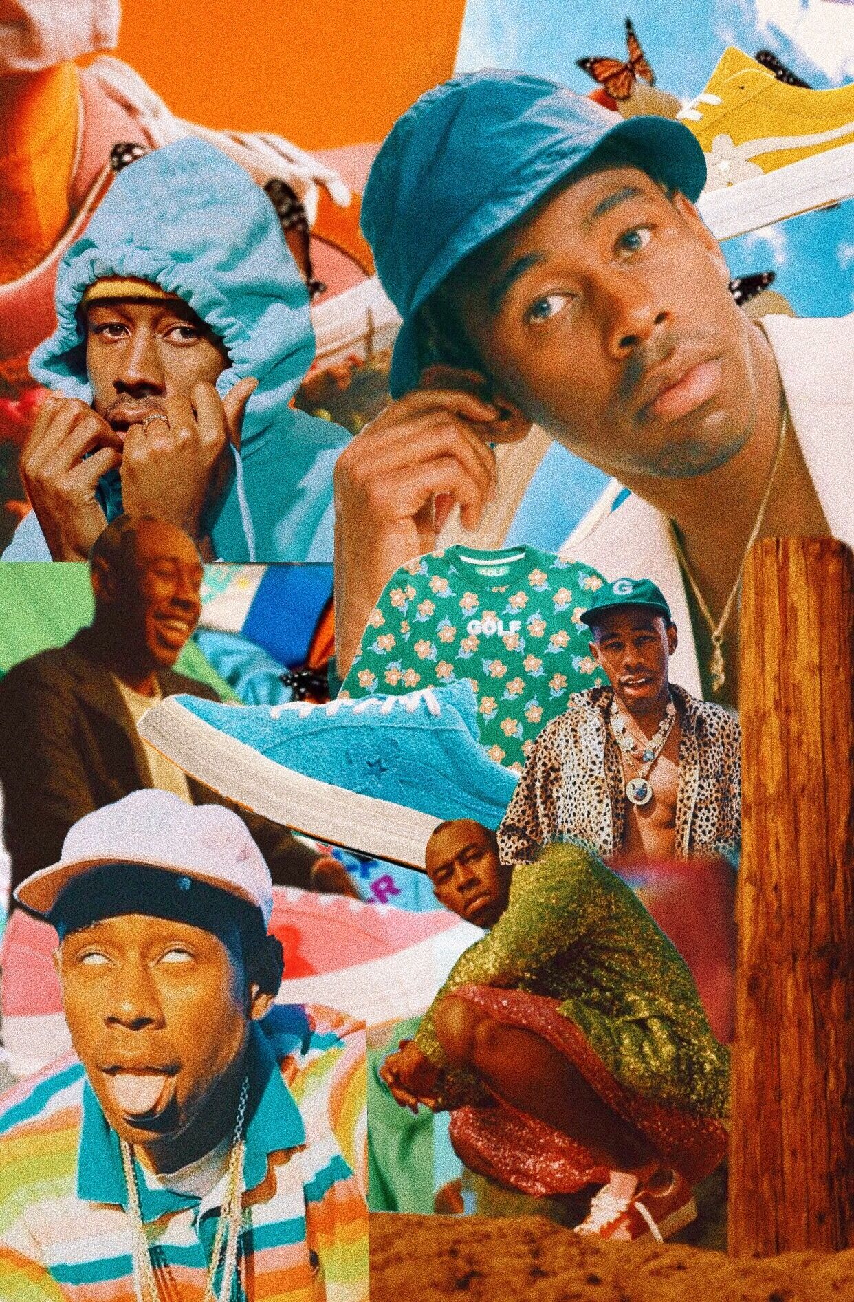 Idea by Devan on Artists Tyler the creator wallpaper