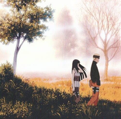 Official The Last Naruto the Movie OST cover. Hinata is so beautiful!