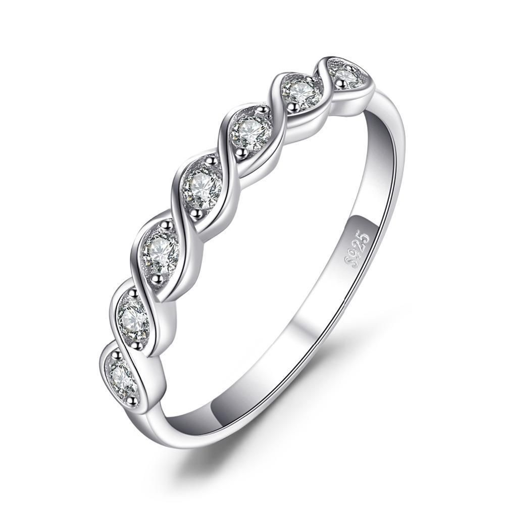 Classic Round CZ Ring in 2019   Products   Cubic zirconia