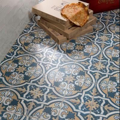 Merola Tile Kings Canarsie In Ceramic Floor And Wall Sq The Home Depot