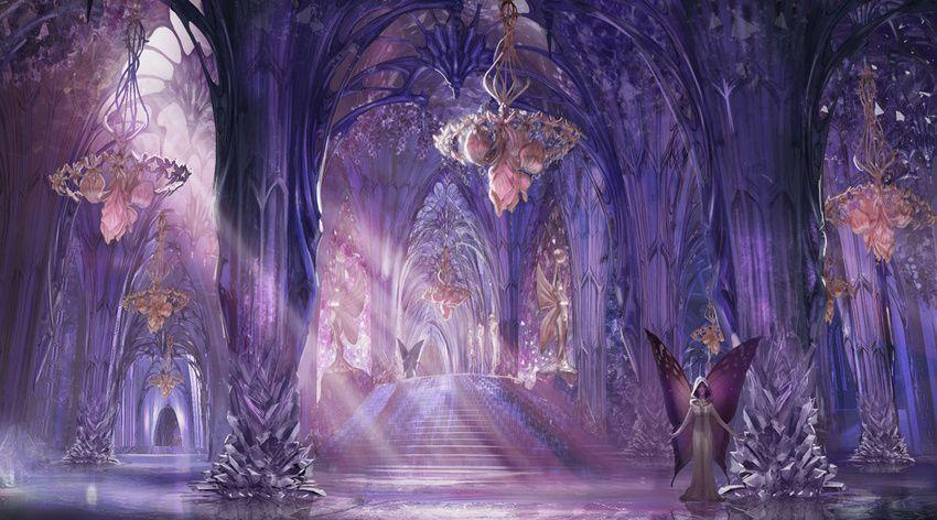 Quot Fairy Ballroom Quot By Simon Murton And Eddie Del Rio