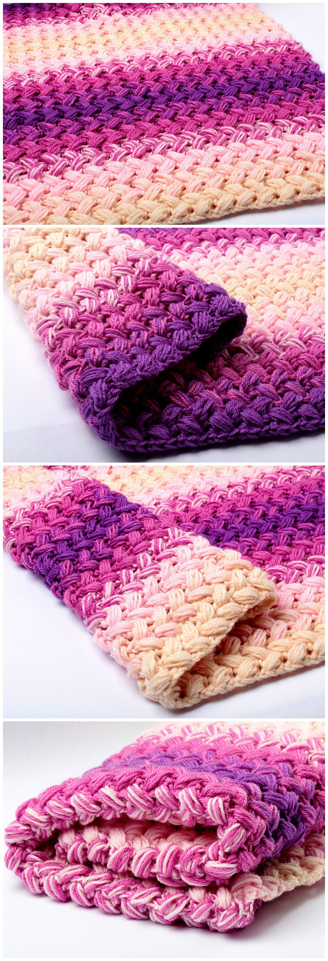 Crochet Zig Zag Blanket | All things crochet & knit | Pinterest ...