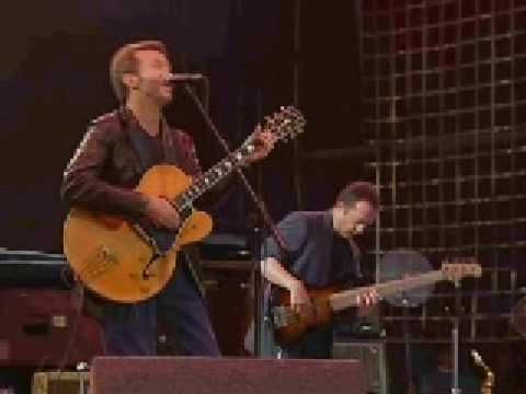 ▷ Eric Clapton - It hurts me [Live in Hyde Park 1996] - YouTube