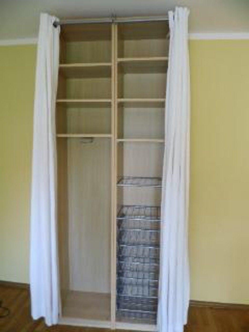 Vorhang Pax Kleiderschrank Mit Vorhang Kleiderschrank Mit Vorhang Schrank Design Kleiderschrank