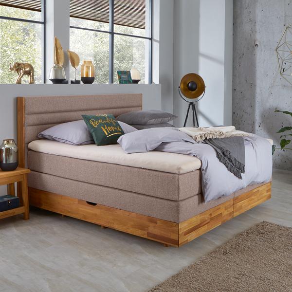 Boxspringbett Corona Schlafzimmer Einrichten Bett Schlafzimmermobel