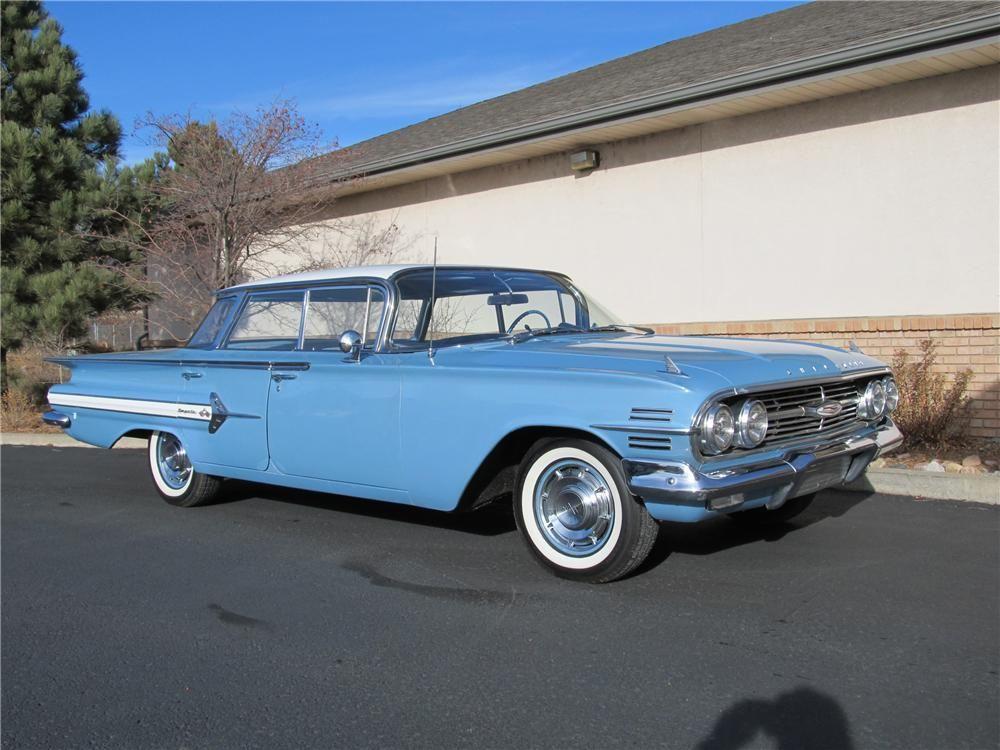 1960 Chevy Impala 4 Door Hardtop 1960 Impala 4 Door 1960