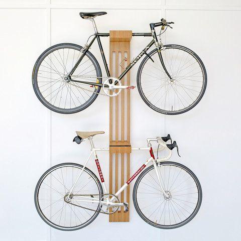 Bike Rest Dual Bike Hanger Bike Rack Wall Bicycle Wall Mount