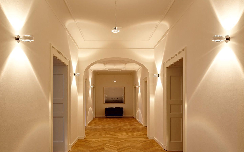 Die besondere Beleuchtung für Flur und Treppe von Occhio