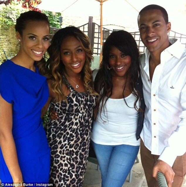 Alexandra burke dating marvin humes