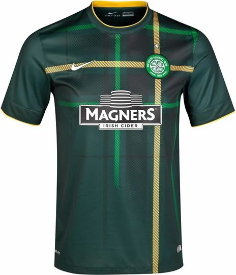 Celtic 2014-15 Nike Away Kit  196179b976d05