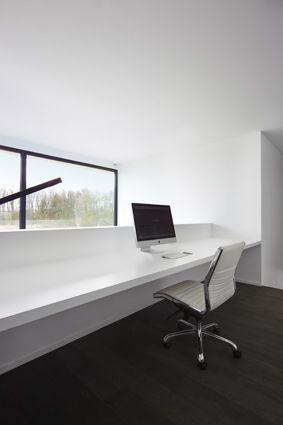 Home office by Francisca Hautekeete