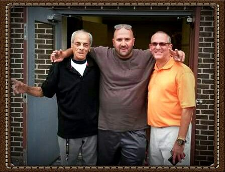 Angel, Me and Ruben...