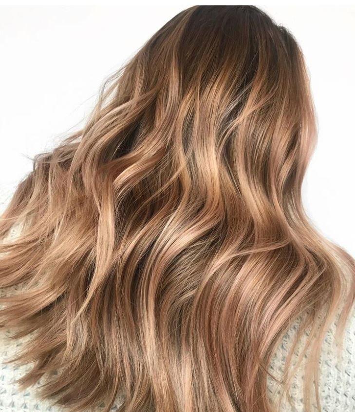 Tonos de cabello que marcaran tendencia esta prima
