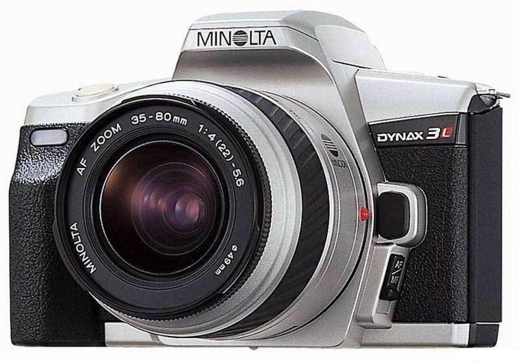 Инструкция Для Фотоаппарата Minolta Dynax 40
