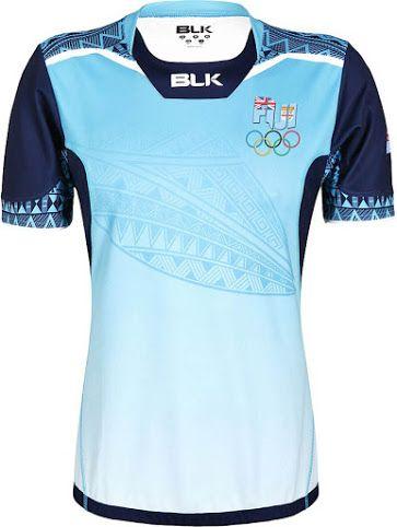 Insane BLK Fiji 2016 Olympics Kits Released - Footy