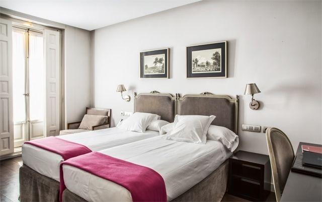 Hotel Meninas, Madrid. Masterpiece Inspired