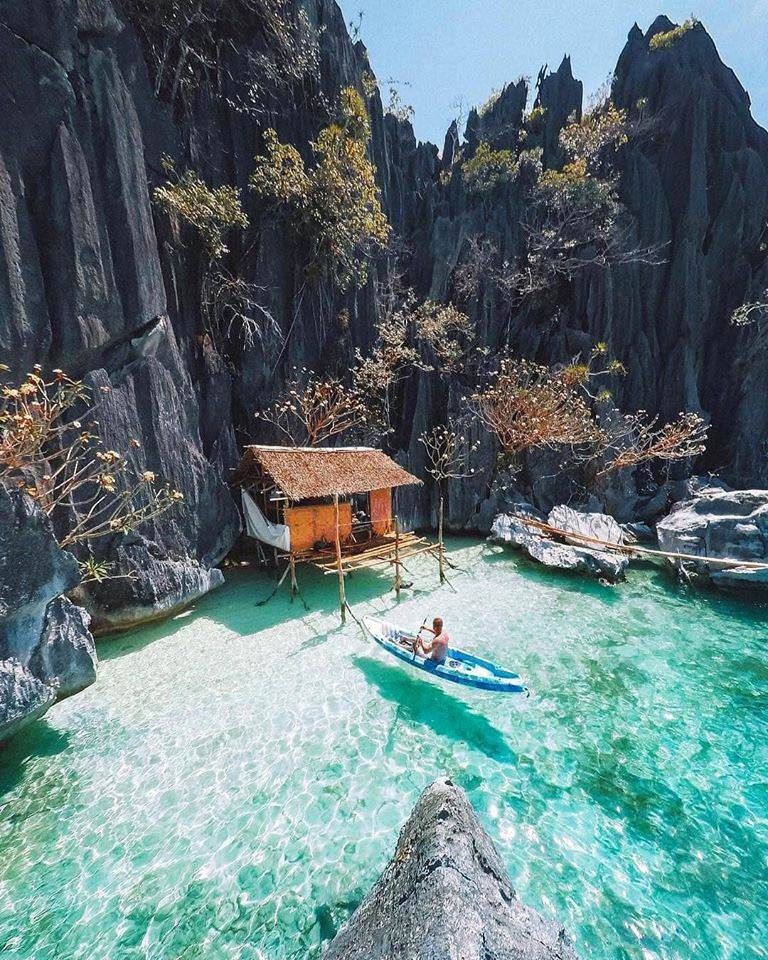 Secret Paradise In The Philippines