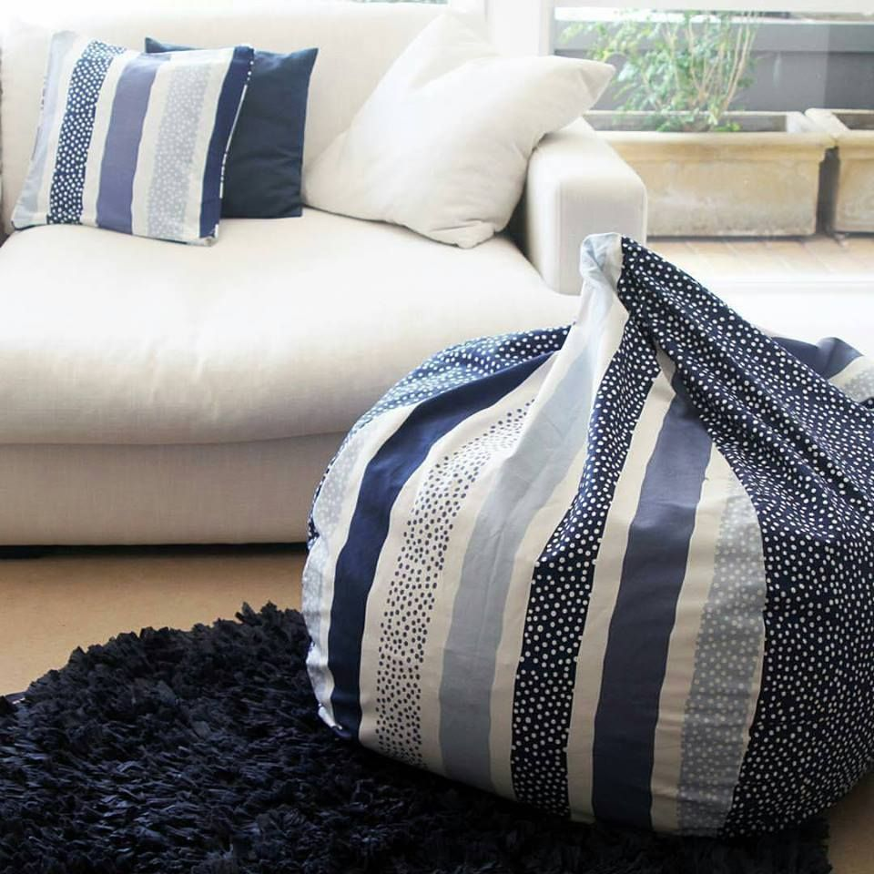 attractive bean bag styles to pep up any room in your home