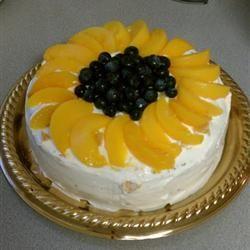 Peach Cake Allrecipes.com
