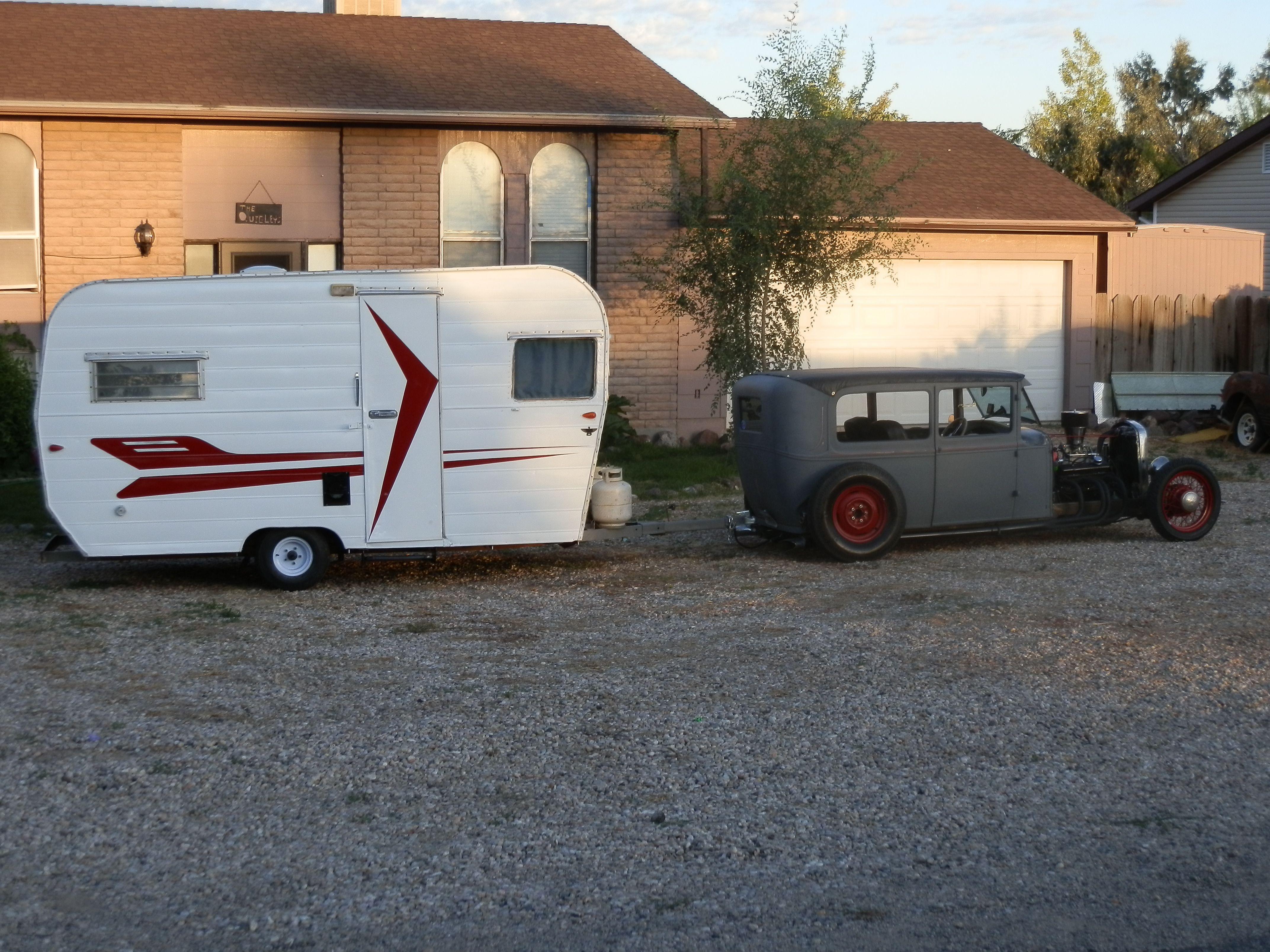 1962 aristocrat travel trailer