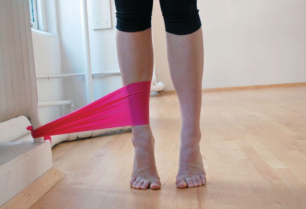 Feeling wobbly try these four exercises for longer