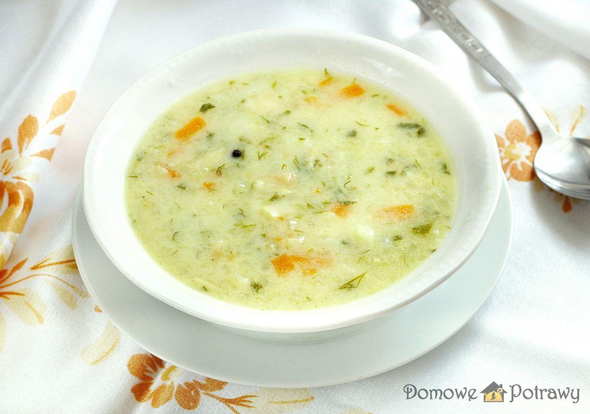 Zupa Ogorkowa Domowe Potrawy Culinary Recipes Recipes Delicious Soup